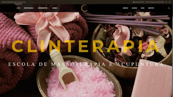 clinterapia.com.br um site desenvolvido por SENI web design & publicidade