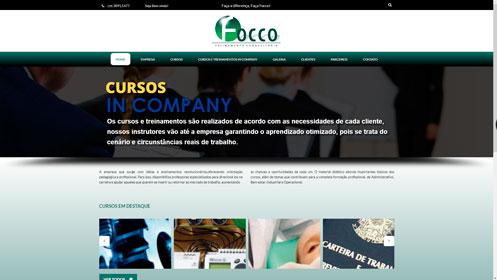 foccotreinamento.com.br um site desenvolvido por SENI web design & publicidade