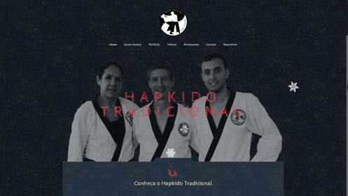 hapkidobaixamogiana.com.br um site desenvolvido por SENI web design & publicidade