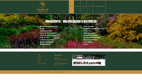 mogifertil.com.br um site desenvolvido por SENI web design & publicidade